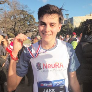 Jake at Run Melbourne 2015